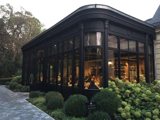 Picture of le jardin les crayeres reims tripadvisor - Restaurant le jardin reims crayeres ...