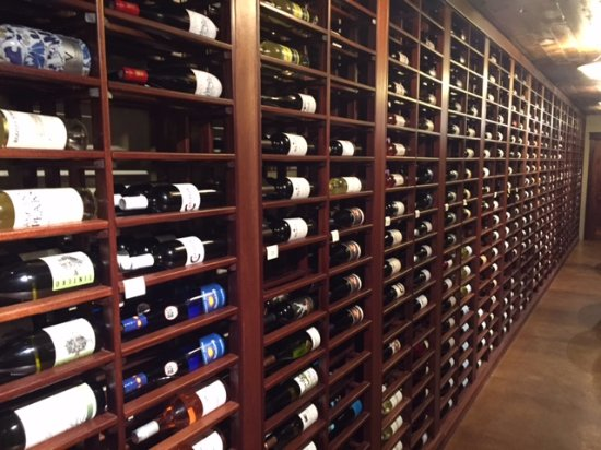 Nisswa, MN: Cru Wine Cellar with over 2,000 bottles to choose from - you pick your bottle!
