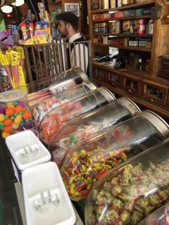 East Troy, WI: penny candy