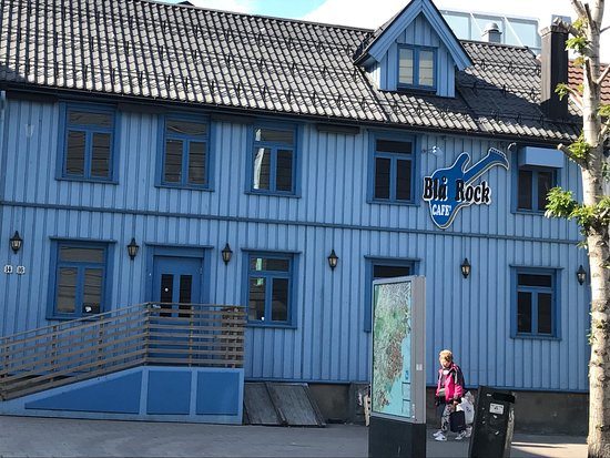 Bla Rock Cafe