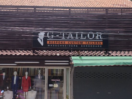 G Tailor