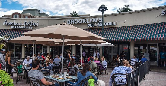 The 10 Best Restaurants With Outdoor Seating In Potomac