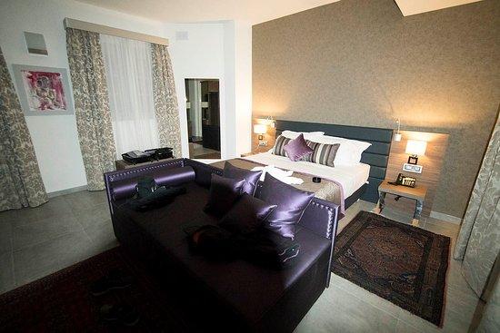 Suite con terrazza - Picture of Palazzo Paolina Boutique Hotel ...