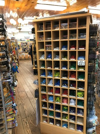 Wall, SD: Lots of souvenirs in first store