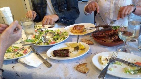 Bloomfield, Nueva Jersey: exquisita comida griega
