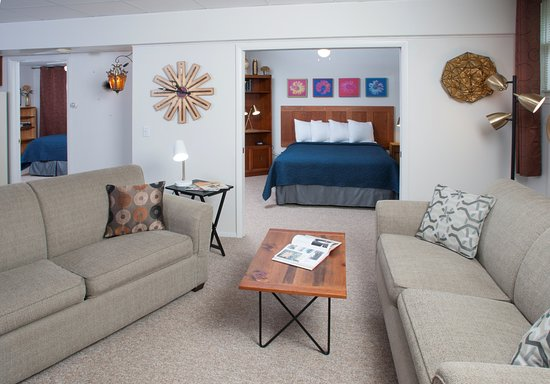 Baileys Harbor, WI: Northern Lights Suite