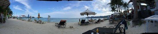Dara Samui Beach Resort : Vue plage
