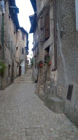 Centro storico Artena