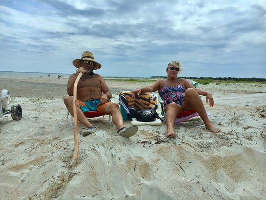 Beaufort, Caroline du Nord : Regulars at Shackleford Banks