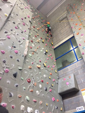 The Face Indoor Climbing Wall: photo1.jpg
