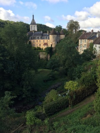Saint-Benoit-du-Sault, France: Don't miss a trip to Gargilesse!