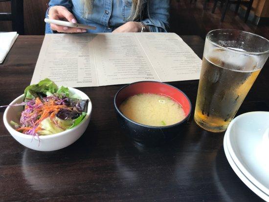 Sanraku Japanese Restaurant Metreon