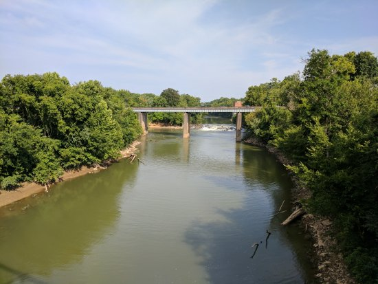 River Walk at Mitch McConnell Park