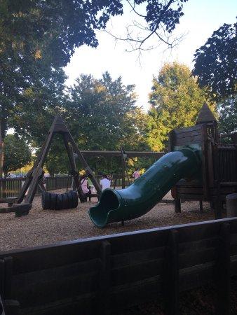 North Wales, Pensilvanya: Parkside Place Park