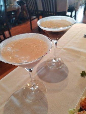 The Wharf: martinis