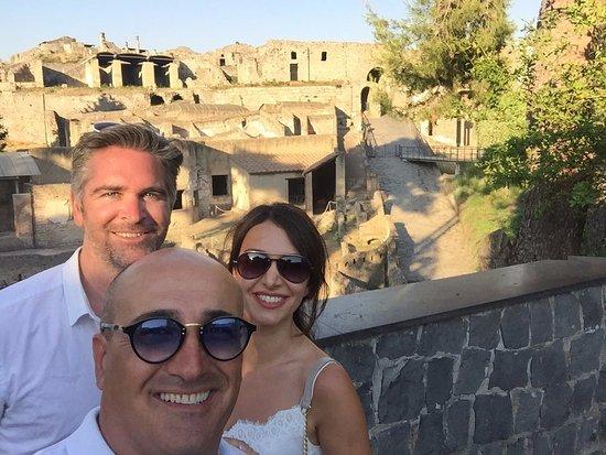 Raphael Tours in Pompeii