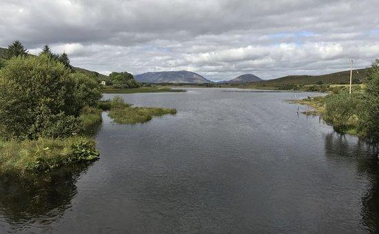 กอง, ไอร์แลนด์: View from bridge