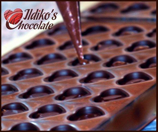 Ildiko`s Artisan Chocolates