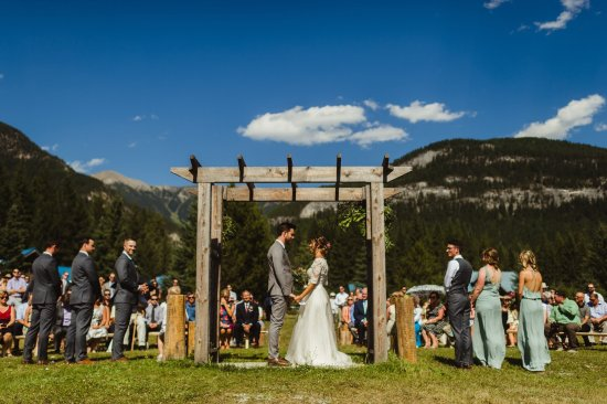 Nipika Mountain Resort: Nipika Wedding - photo credit to Cake Photography