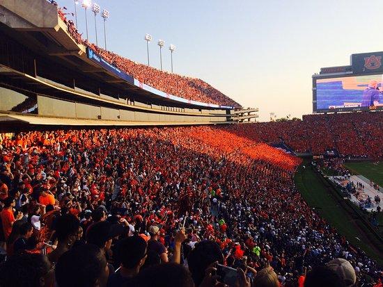 Jordan-Hare Stadium: Auburn Tigers