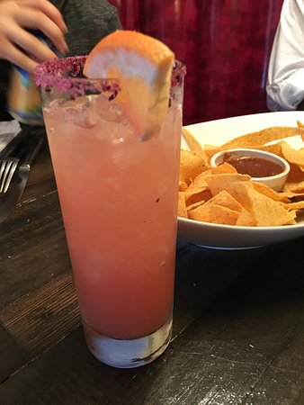 Gibsons, Canada: Pink Paloma