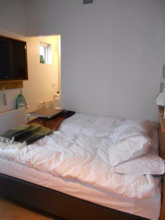 Icelandair Hotel Reykjavik Marina: small but cozy