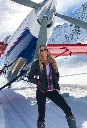 Talkeetna Air Taxi: Glacier Landing
