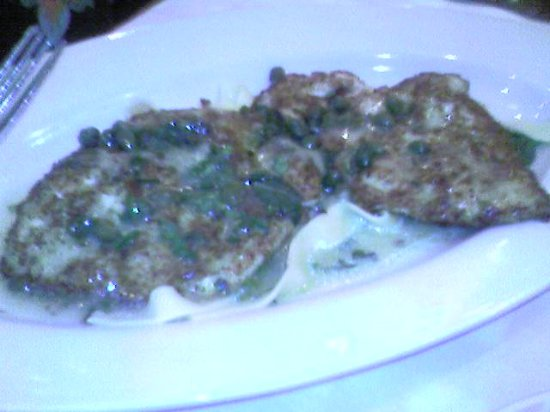 Maggiano's Little Italy: Chicken Piccata