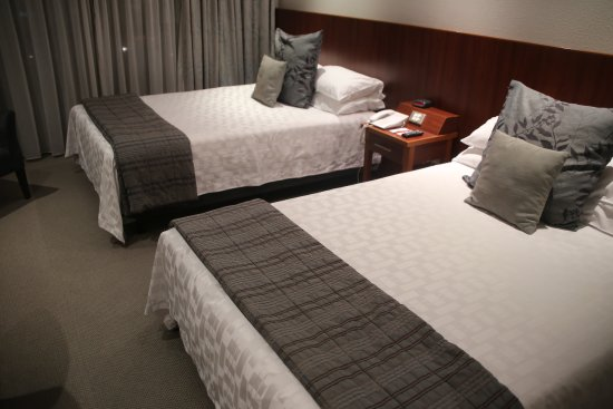 James Cook Hotel Grand Chancellor: Room 1709