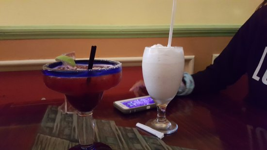 Rockaway, Νιού Τζέρσεϊ: Blackberry Margarita & Pina Colada