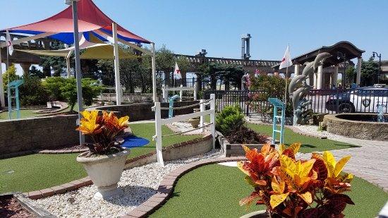 Atlantic City Mini Golf