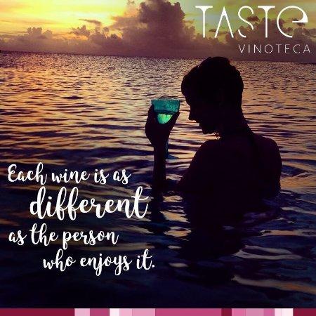 Woodbrook, Trinidad: Taste Vinoteca