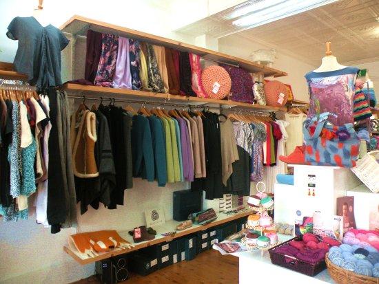 Young, Australia: Merino knitwear, sheepskin, possum merino