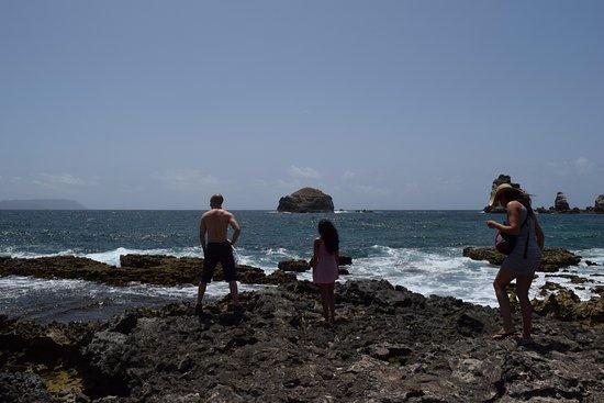 Saint-Claude, Guadeloupe: Pointe des Chateaux
