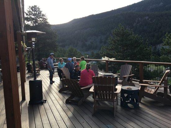 Lake City, Κολοράντο: Beautiful spot to enjoy a campfire