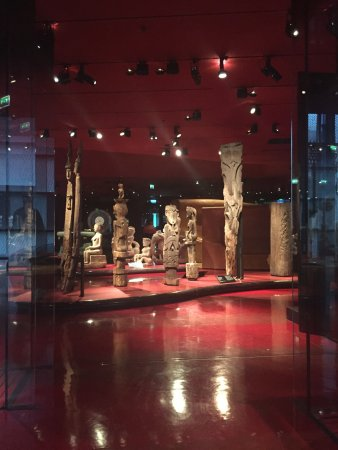 Emejing Musee Du Quai Branly Jardin Vertical Pictures - House Design ...