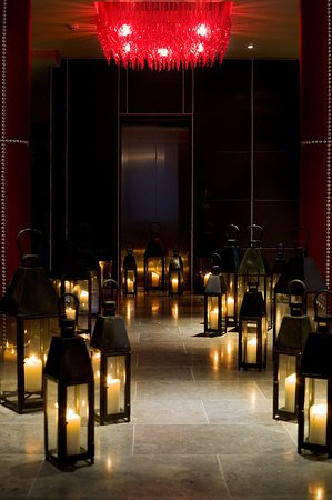 Dylan Hotel: Lobby