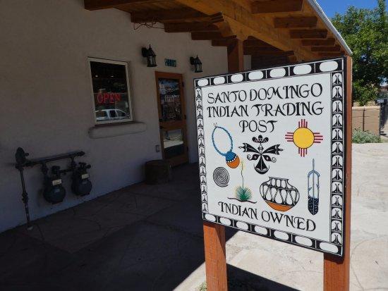 Albuquerque Old Town: SANTO DOMINGO