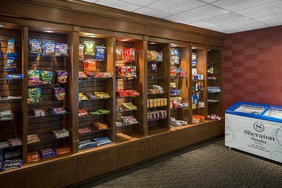 Sheraton Omaha Hotel: Gift Shop
