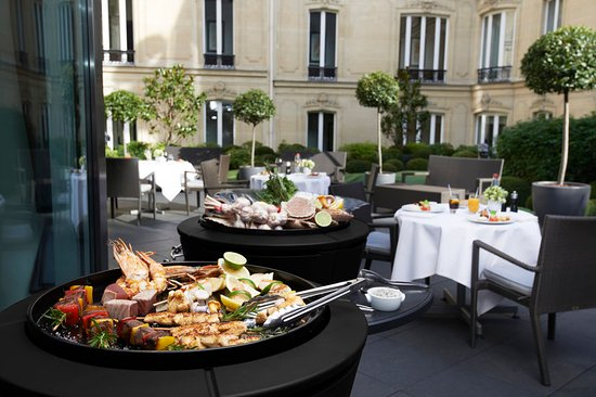 H tel barri re le fouquet 39 s paris comparateur de tarifs for Comparateur de prix hotel paris