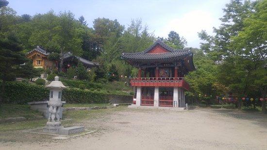 Namyangju, เกาหลีใต้: temple