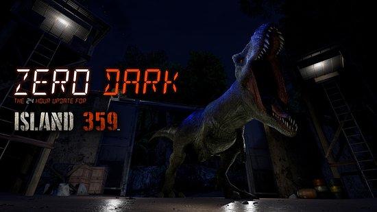 SunriverVR: Island 359 - Meet dinosaurs on their turf - and survive! Make them extinct... again!!!