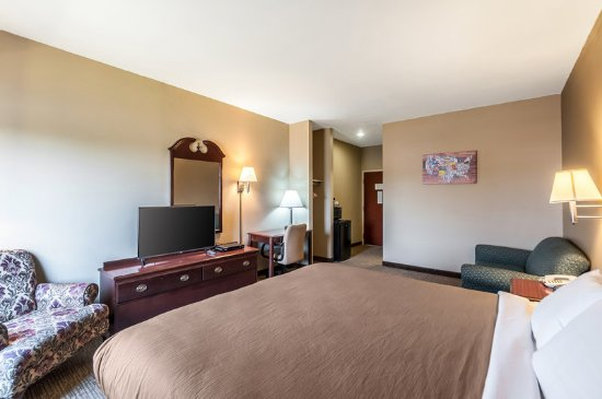 Middletown, VA: King room