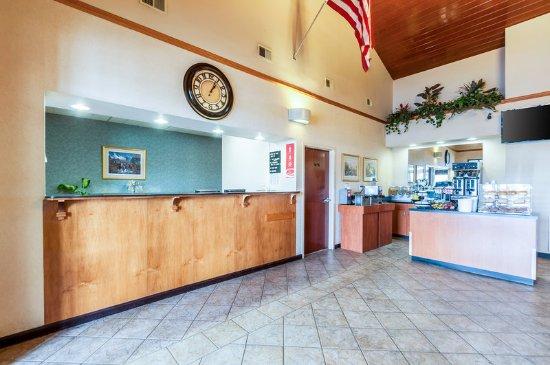 Middletown, VA: Lobby
