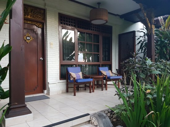 our patio picture of rama candidasa resort spa candidasa tripadvisor. Black Bedroom Furniture Sets. Home Design Ideas