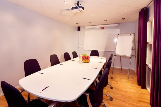 Clarion Collection Hotel Kompaniet: Meeting room