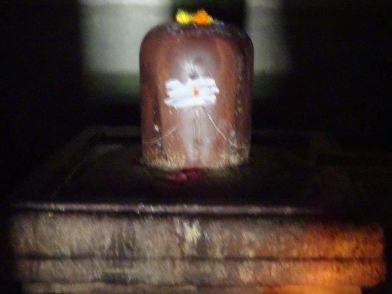 Alampur, India: SHIVLINGA