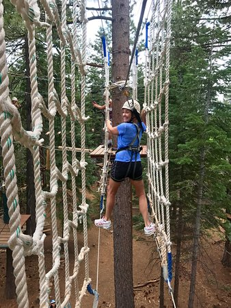 Tahoe Vista Treetop: Fantastic Family Fun!!!!!