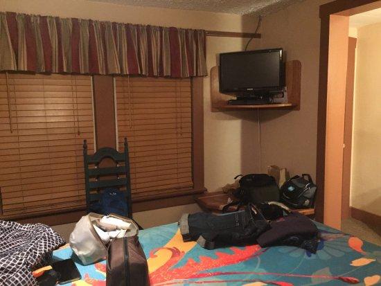 Glendale, UT: Nice quaint rooms
