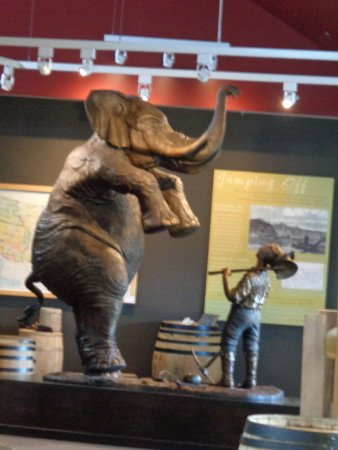 Elko, NV: They Came to See the Elephant